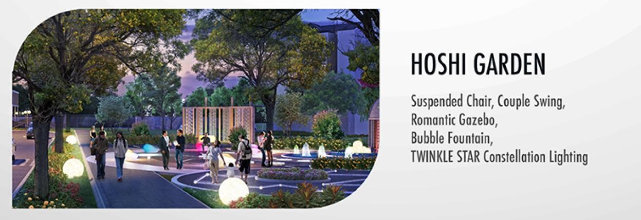 Hoshi-Garden the zora